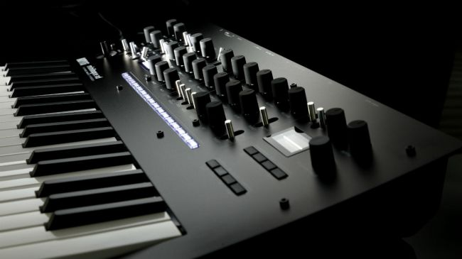 NAMM 2019: It looks as though Korg's new Minilogue XD synth